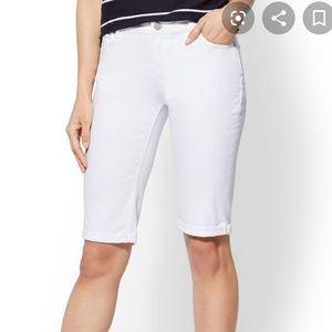New York & Company Soho Bermuda shorts